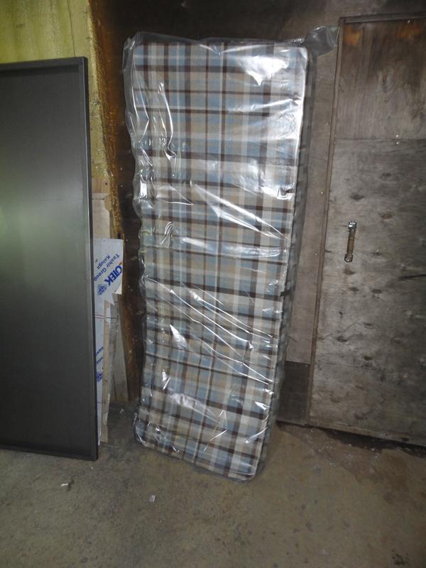 Подушки в жилой модуль